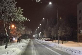 Освітлення вулиці Садової у м. Львові